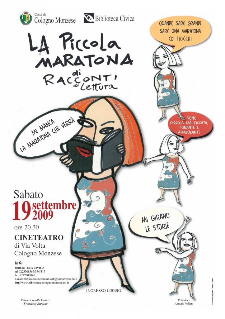 Manifesto - maratona_2009_manifesto