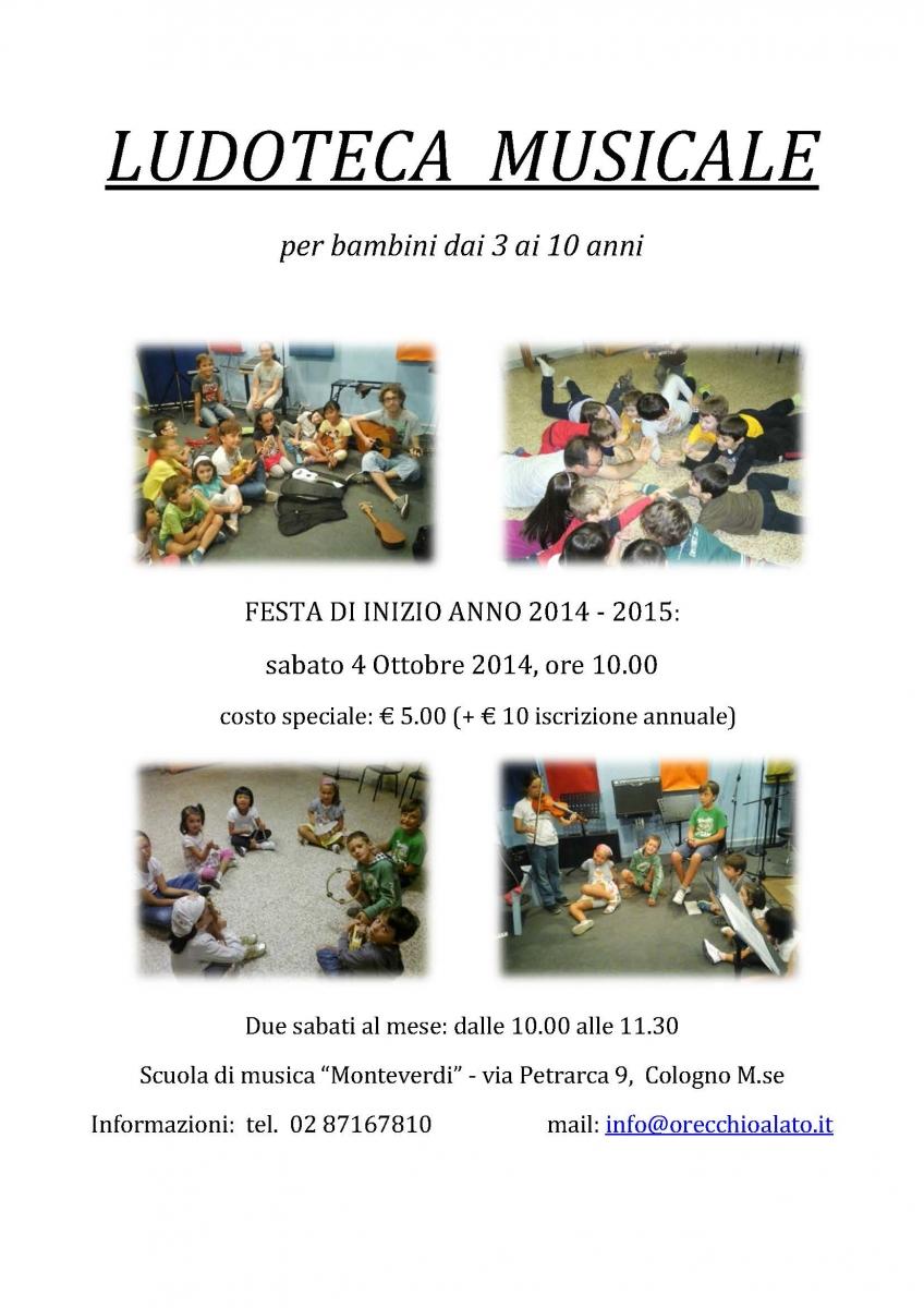 volantino LUDOTECA 2014-15