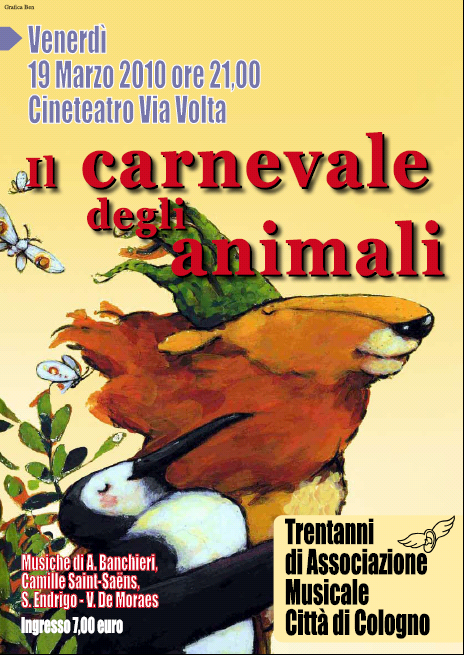 carnevale animali 2010