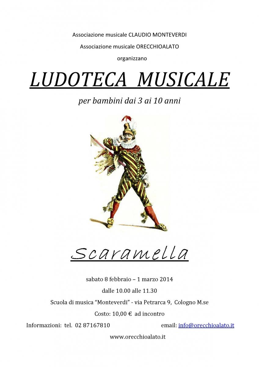 LOCANDINA Scaramella feb-mar 2014