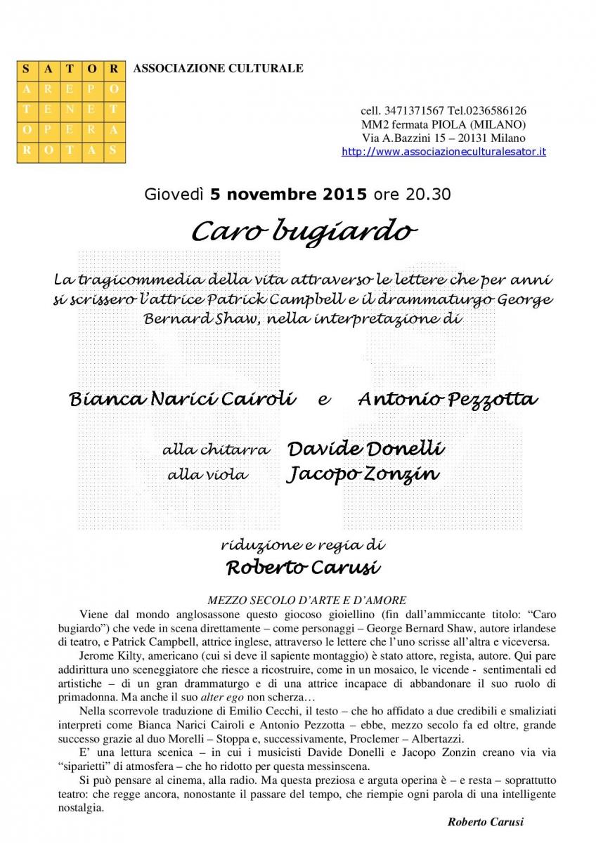 Caro bugiardo_locandina(1)-001