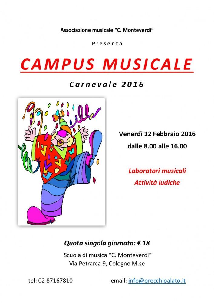 CAMPUS MUSICALE Carnevale 2016 locandina-001