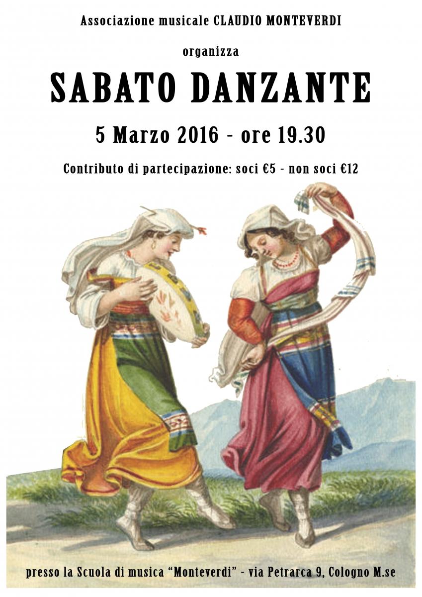 sabato danzante