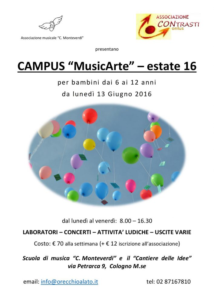 CAMPUS MusicArte estate 2016 locandina-001